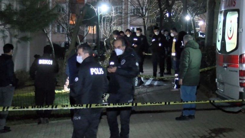 Başakşehir'de bir kadın evinin önünde öldürüldü