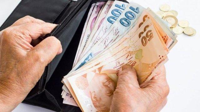 2021 emekli maaşları ödemeleri başladı! İşte Bağkur, SGK en düşük ve en yüksek emekli maaşları tablosu