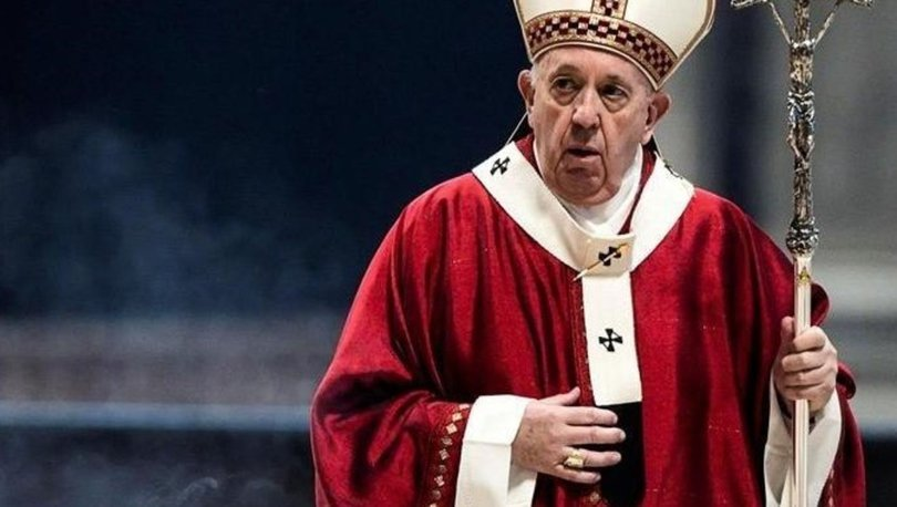 Papa Francis tarihi Irak ziyareti öncesi mesaj yayımladı