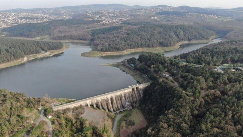 İstanbul barajları doluluk oranı 2021: İSKİ baraj doluluk oranları son durum 5 Mart 2021