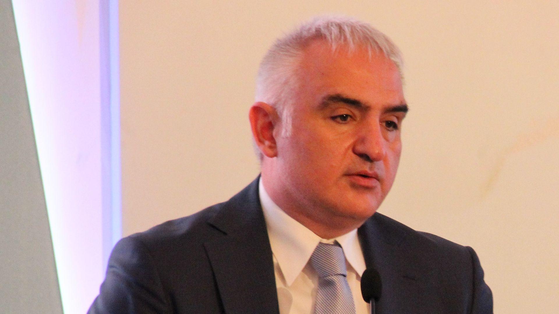 Kültür ve Turizm Bakanı Mehmet Nuri Ersoy: Dünya bilgi üzerinden dizayn ediliyor