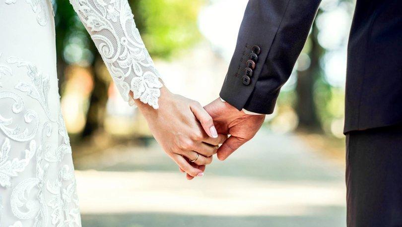 TÜİK Türkiye'nin evlenme yaşını açıkladı! En geç evlenenler o şehirde! - Haberler