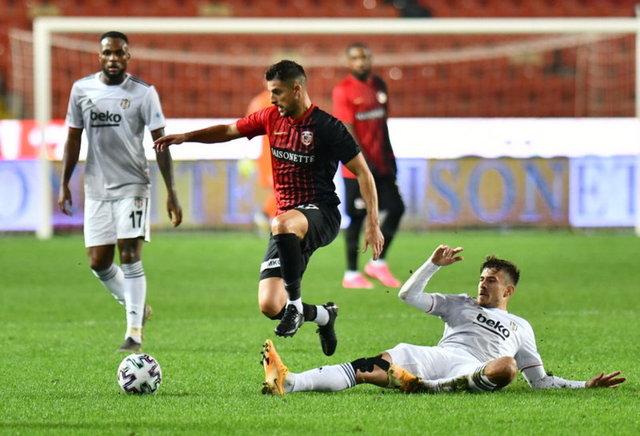 Beşiktaş Gaziantep FK maçı saat kaçta? SON DAKİKA: Muhtemel 11'ler belli oldu!