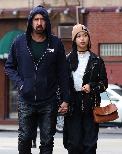 Efsane aktör Nicolas Cage 5. kez evlendi - Magazin haberleri