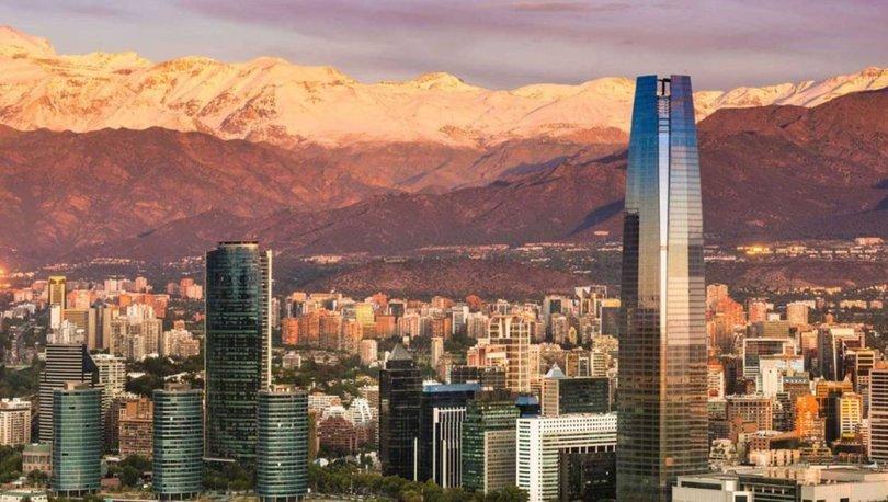 Şili'de hükümet karşıtı gösterilerde 35 kişi gözaltına alındı