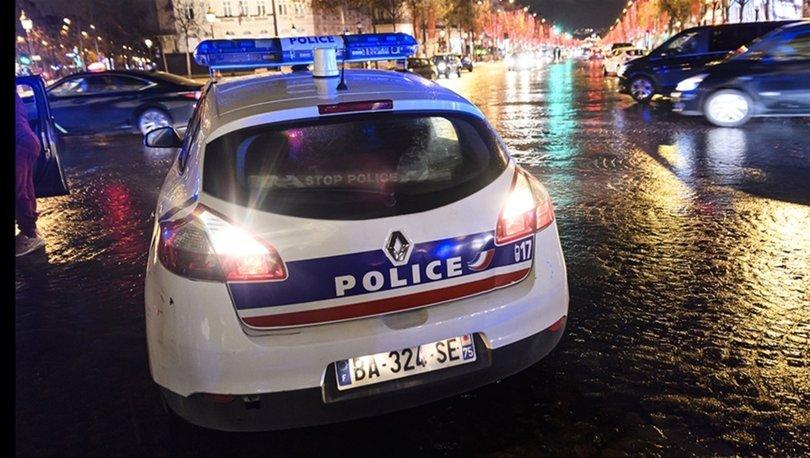 Lyon'da scooter kazası çatışma çıkardı: 12 gözaltı