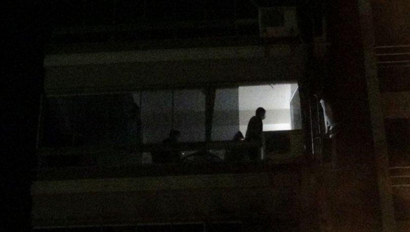 SON DAKİKA! Torbalı Belediye Başkanı İsmail Uygur'un da yaşadığı binada feci yangın! - HABERLER