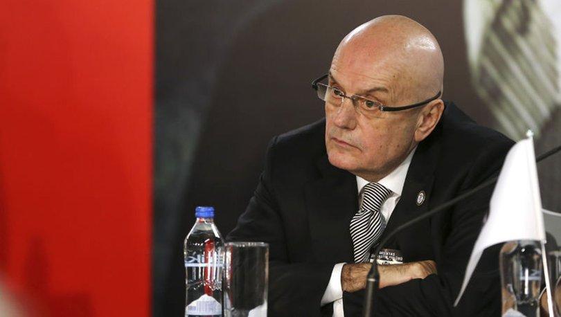 Beşiktaş Divan Kurulu Başkanı Tevfik Yamantürk: