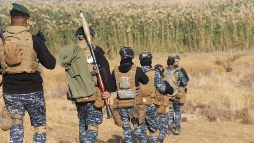 Kerkük'te DEAŞ operasyonunda 3 terörist yakalandı