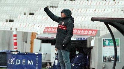 Beşiktaş'a ilk kez yenildi