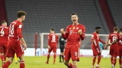 Bayern 2-0'dan döndü!