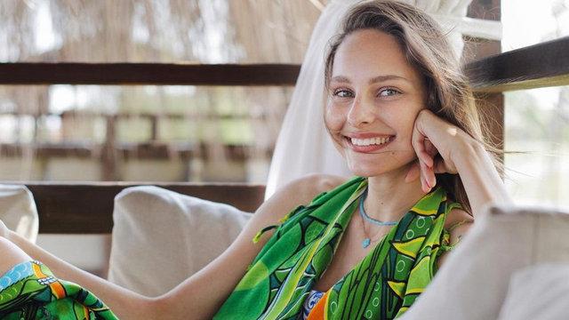 Jessica May: Brezilya'daki çiftliğimde traktör bile sürüyorum - Magazin haberleri