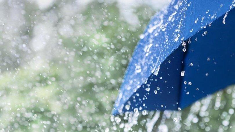 SAĞANAK GELİYOR! Meteoroloji'den İstanbullulara uyarı! 7 Mart Hava Durumu