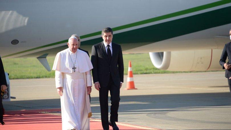 SON DAKİKA: Papa Franciscus, Irak ziyaretini sürdürüyor! - Haberler