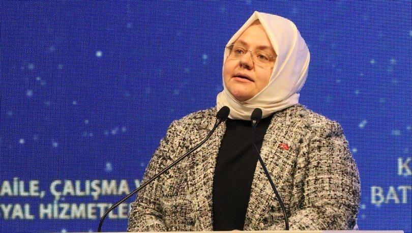 Bakan Selçuk'tan kadın istihdamına destek açıklaması