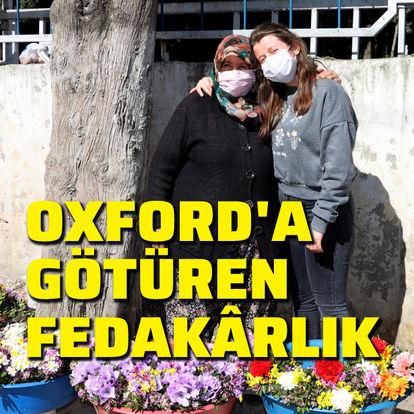 Oxford'a götüren fedakârlık
