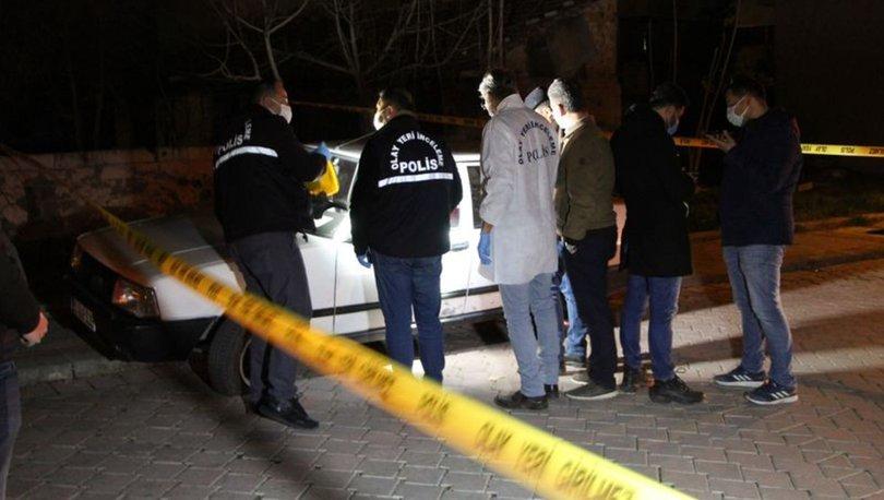 Husumetli iki grup arasında silahlı kavga: 1 ölü
