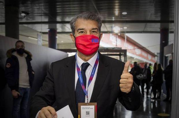 Barça yeni başkanını seçti