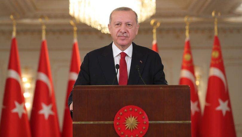 8 MART MESAJI! Son dakika: Cumhurbaşkanı Erdoğan'dan 8 Mart mesajı