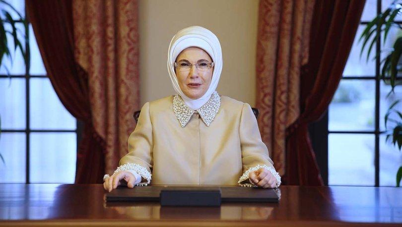 Emine Erdoğan'dan Dünya Kadınlar Günü mesajı