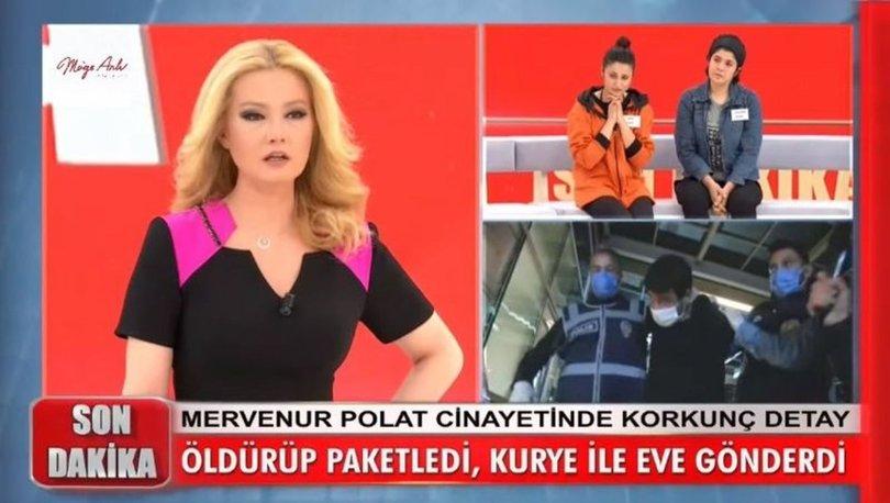 Mervenur Polat'ın cansız bedeni bulundu! Kadınlar Günü'nde korkunç ölüm