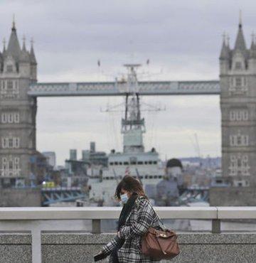 İngiltere'de 5 aydan bu yana en düşük günlük vaka sayısı