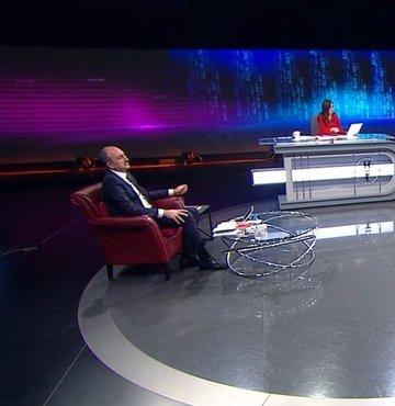 Adalet Bakanı Gül, Habertürk TV'de konuşuyor