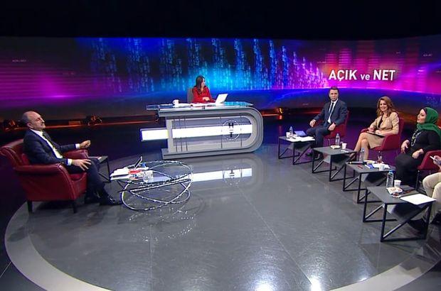Adalet Bakanı Gül, Habertürk TV'de soruları yanıtladı