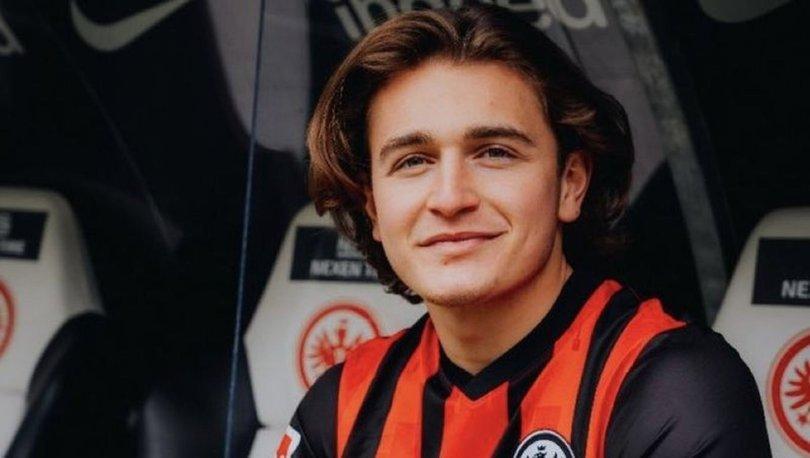 Eintracht Frankfurt, Ali Akman ile sözleşme imzaladı