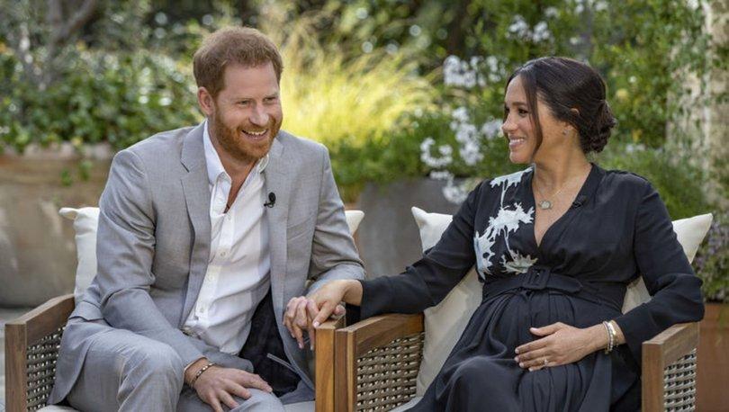 SON DAKİKA: Beyaz Saray'dan Prens Harry ve Meghan Markle röportajı hakkında yorum! - Haberler