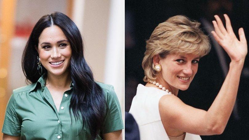 Meghan Markle neden Prenses Diana ile karşılaştırılıyor?