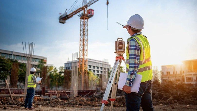 Ocak ayına ilişkin inşaat maliyet endeksi verileri açıklandı