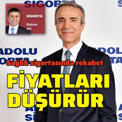 Rekabet fiyatları aşağı çekecek! SON DAKİKA: Anadolu Sigorta Genel Müdürü Mehmet Şencan açıkladı