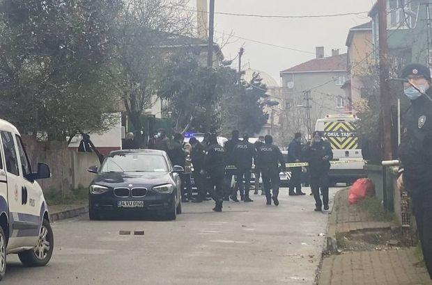 Sultanbeyli'de iki kardeşe silahlı saldırı!