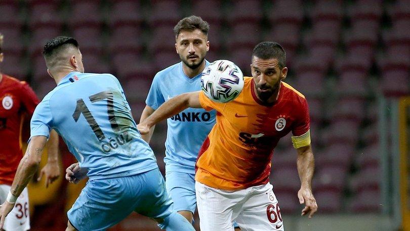 Arda Turan'ın Süper Lig'de ikinci