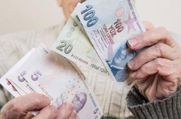 2021 SGK, BAĞKUR emekli maaşı ödemeleri