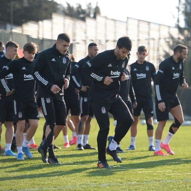 Beşiktaş - Başakşehir muhtemel 11'ler - BJK Haberleri