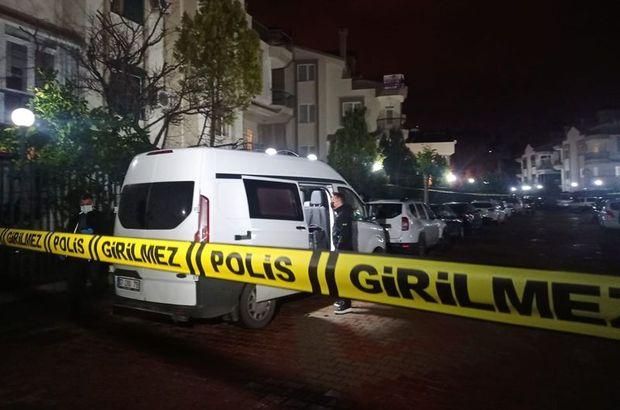 Antalya'da aynı aileden 4 kişi ölü bulundu