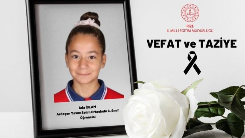 Kalp krizi geçiren ortaokul öğrencisi öldü