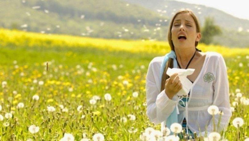 Bahar alerjisi belirtileri nelerdir? Bahar alerjisi nedir, neden olur? İşte cevabı