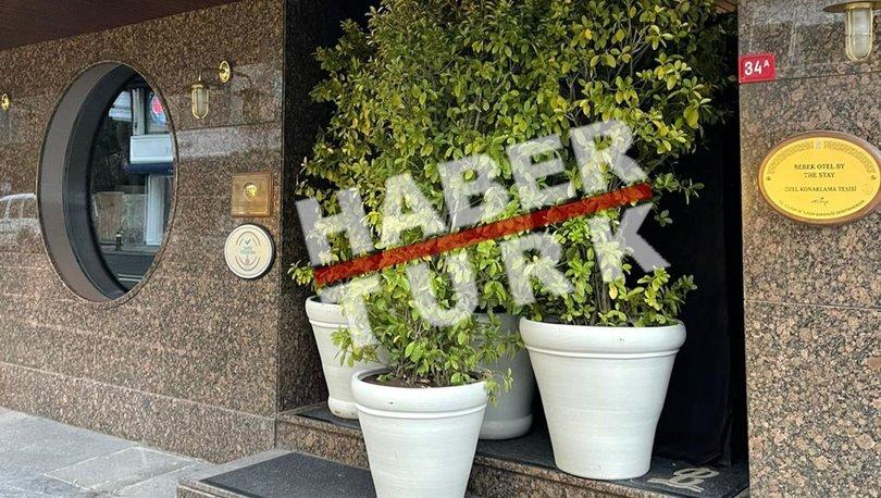 MÜHÜRLENDİ! Son dakika: Skandal parti sonrası Bebek'teki otel kapatıldı
