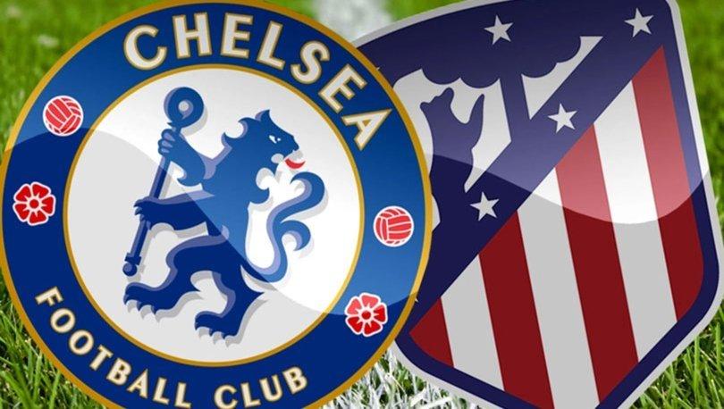 Chelsea Atletico Madrid maçı hangi kanalda canlı yayınlanacak? Chelsea Atletico maçı ne zaman, saat kaçta?