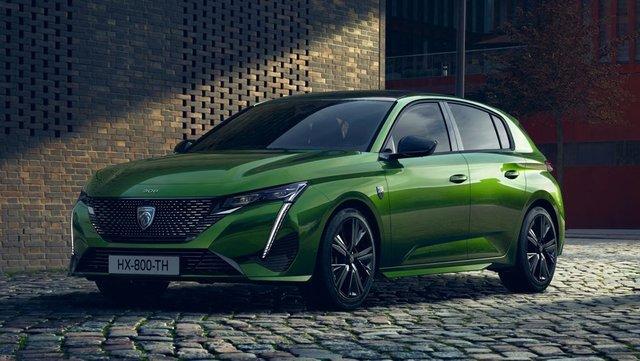 Yeni Peugeot 308 hibrit motor ile satışa çıkıyor! Örtü kalktı ve... - haberler