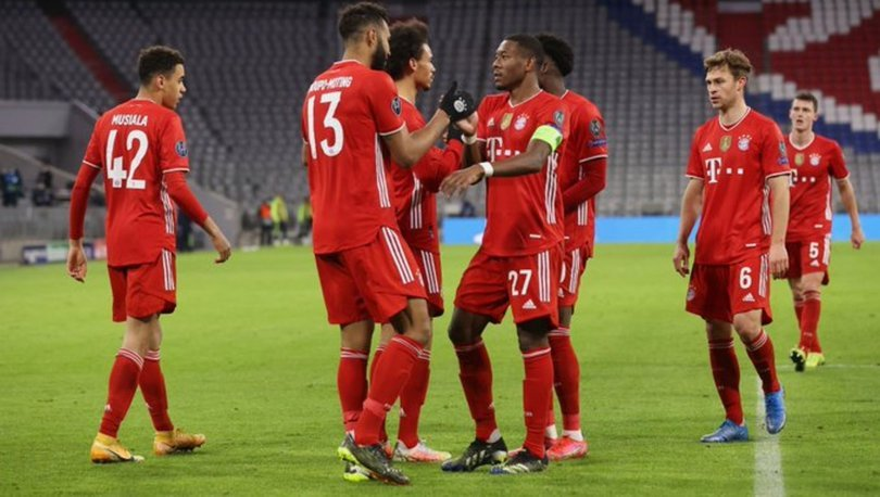 Bayern Münih: 2 - Lazio: 1 | MAÇ SONUCU