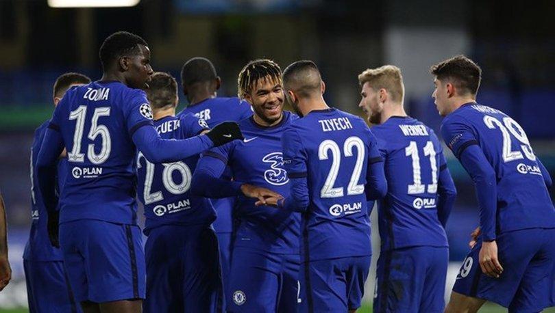 Chelsea: 2 - Atletico Madrid: 0 | MAÇ SONUCU