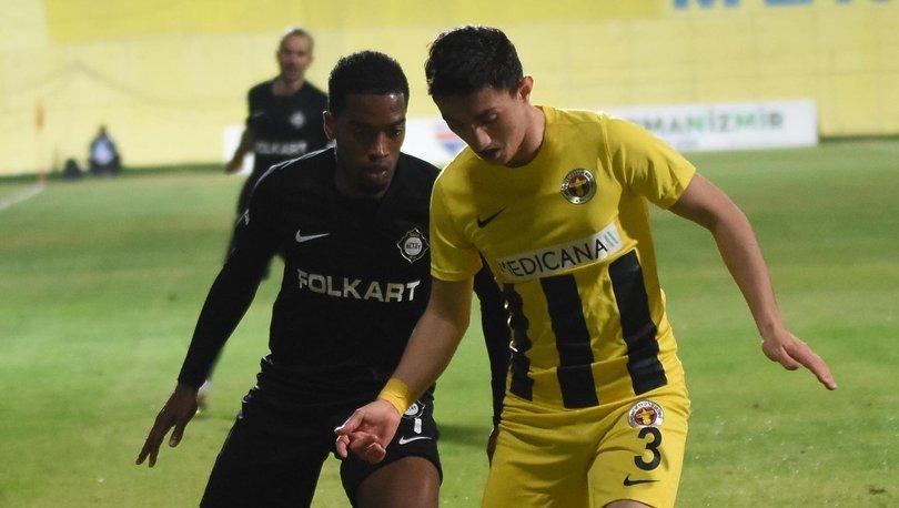TFF 1. Lig'de İzmir derbisi