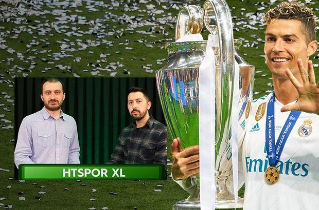 Ronaldo geri mi dönüyor? HTSPOR XL yayında...