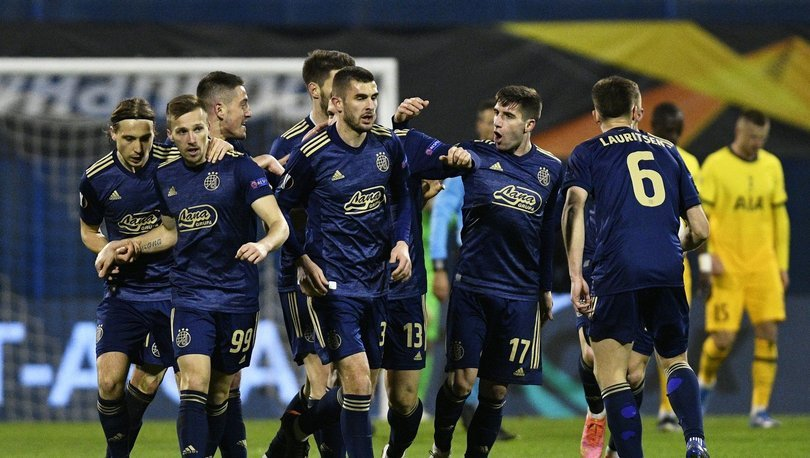 Dinamo Zagreb: 3 - Tottenham: 0 | MAÇ SONUCU
