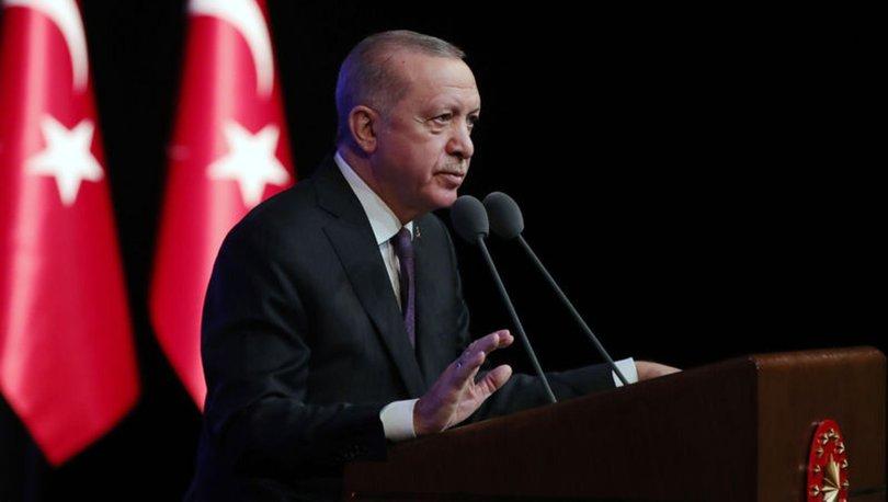 SON DAKİKA! Cumhurbaşkanı Erdoğan'dan Andımız açıklaması: İstiklal Marşı bizim andımızdır....