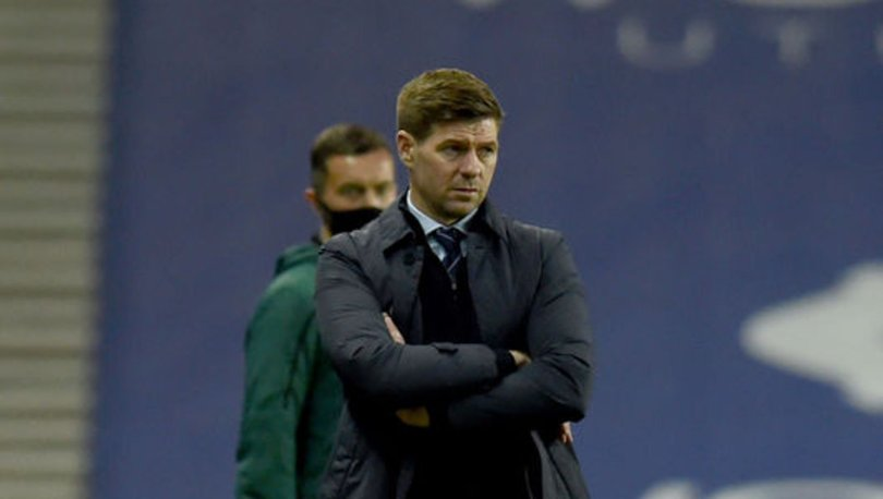 UEFA Avrupa Ligi'nde Rangers-Slavia Prag maçında ırkçılık iddiası